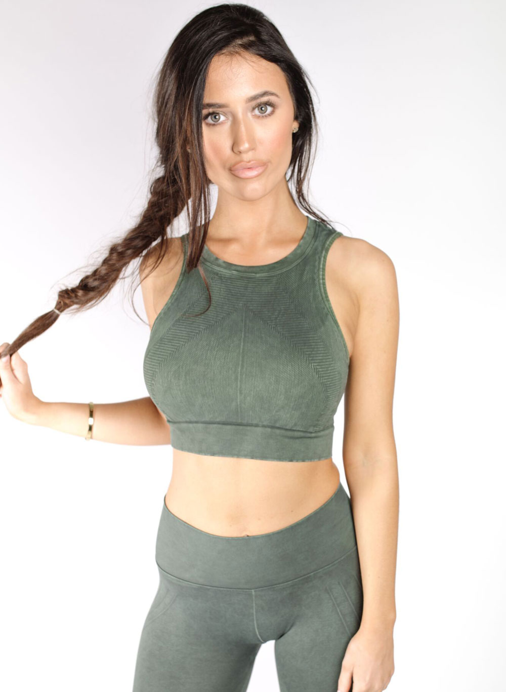 e858cfc54eb183 Nux One by One Crop Top for Gym or Casual Sportswear   Acenla