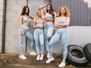 acenla fashion gymwear sky high